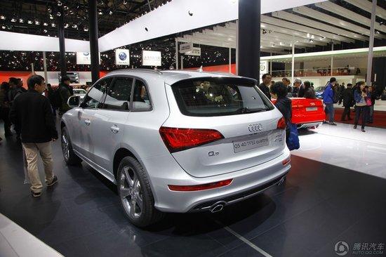 [新车解析]一汽-大众奥迪新款Q5车展上市