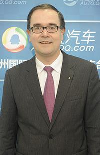 雷诺高级副总裁兼东风雷诺汽车有限公司总裁福兰