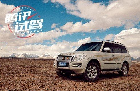 跨过雪山沙漠和无人区 试驾2020款三菱帕杰罗