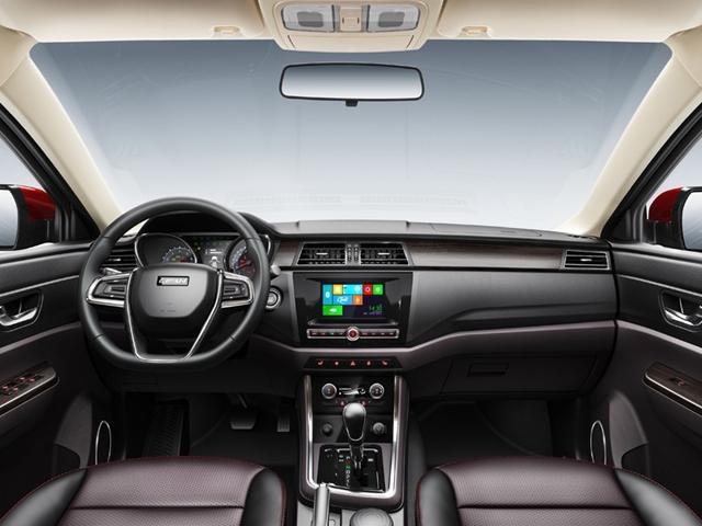 力帆全新SUV迈威官图发布 提供7座可选