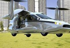 近四成人表示对飞行汽车感兴趣 未来市场潜力巨大