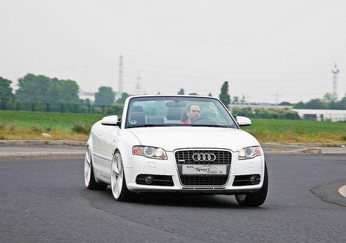动力提升 Sport-Wheels改裝奥迪A4敞篷车