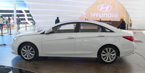 [新车解析]北京现代新索纳塔PK日系中级车