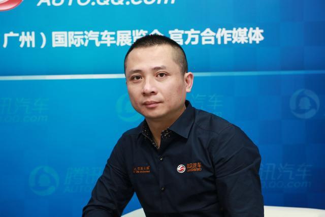 潘欣欣:陆风X7平台将挑战10万辆年产的大关