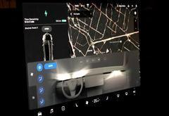 特斯拉Model 3软件更新 添加气候控制、防盗等新功能
