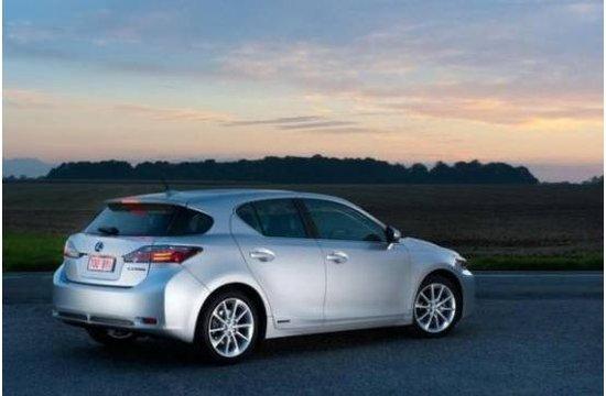 [新车发布]2013款雷克萨斯CT200h配置升级