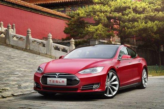 特斯拉Model S四驱车型开放订购 P85D入华