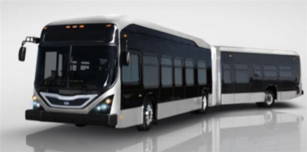 起步早于特斯拉 比亚迪向加州提供首辆纯电动巴士