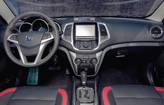 试驾长安致尚XT 首款高性能两厢运动轿跑