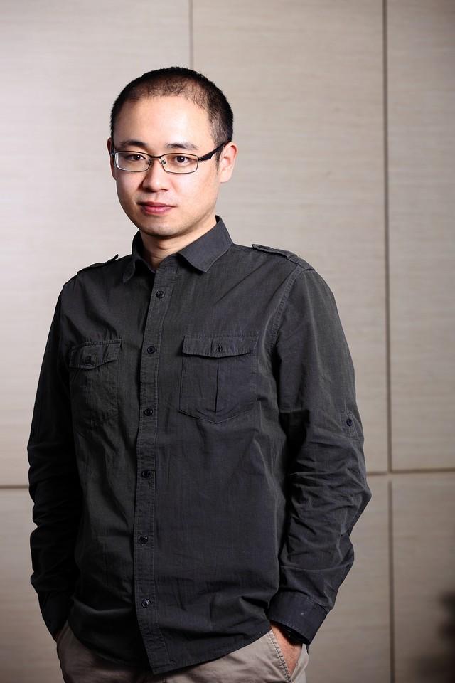 2014年腾讯汽车主编驾到栏目之人物介绍