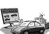 京城车市进入淡季 B级二手车成交量暴跌