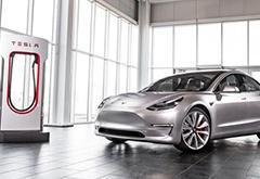 电池容量低于100kWh 但model 3续航里程有所提升