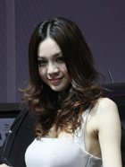 2010成都车展美女车模