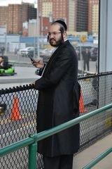 传统犹太人的特殊装扮
