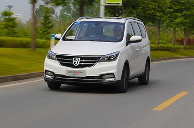 宝骏730新增车型上市 售价7.88-10.88万元