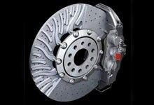 盘式刹车的作用方式