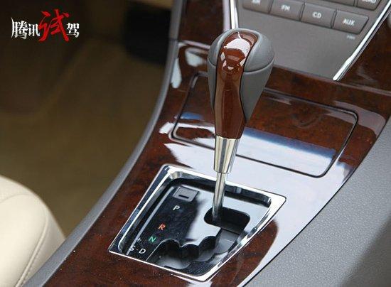 以舒适之名 腾讯试驾雷克萨斯ES240豪华版
