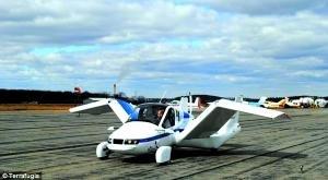 飞行汽车最早2015年开售 售价30万美元