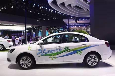 李书福两会提案:推广甲醇汽车 发展甲醇替代燃料