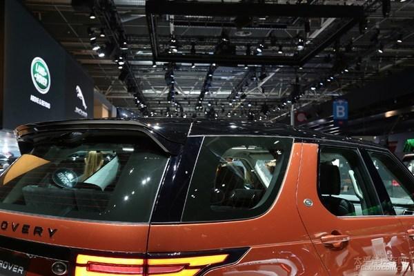 路虎第五代发现于2016广州车展国内首发