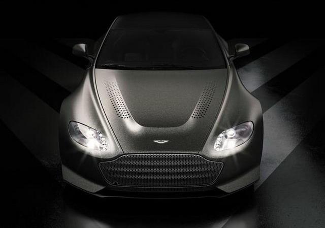 高性能潮跑 阿斯顿马丁V12 Vantage V600官图