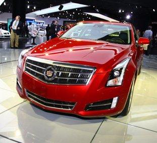 凯迪拉克全新紧凑型豪华车ATS