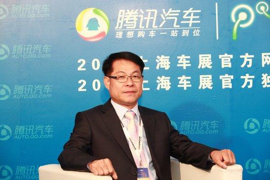 林盛洙:轮胎产业会有较快速度的发展
