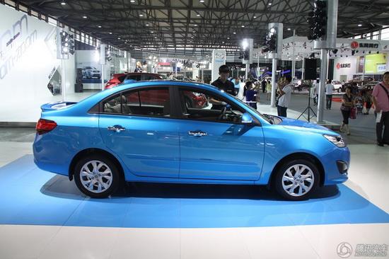 长安悦翔V5-长安发力 5款10万内车型推荐高清图片