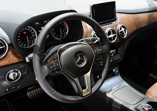 [国内车讯]奔驰全新一代B级将亮相北京车展