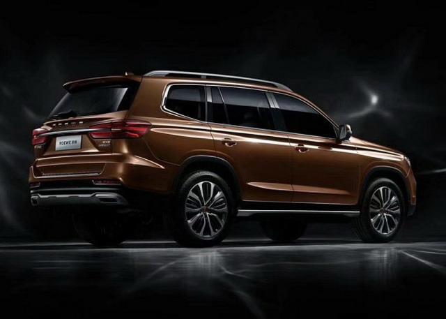 硬派7座中大型SUV 荣威RX8将2月8日发布