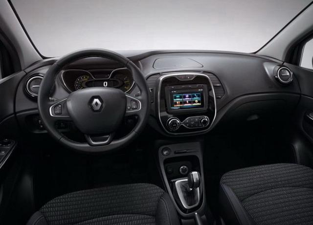最帅小型SUV 新雷诺卡缤8月25日海内首发