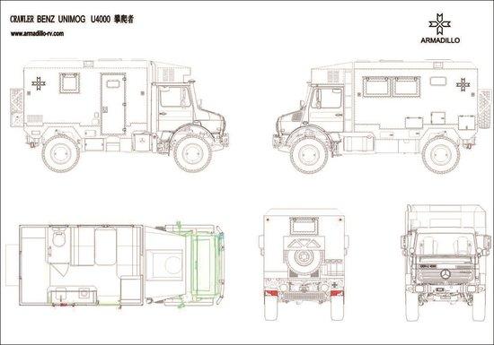 ARMADILLO越野房车将于北京车展全球首发
