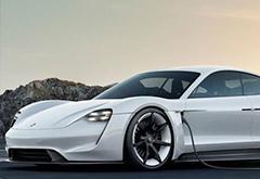 电动车充电速度新高 法国公司称可4分钟内将保时捷电动汽车充满电