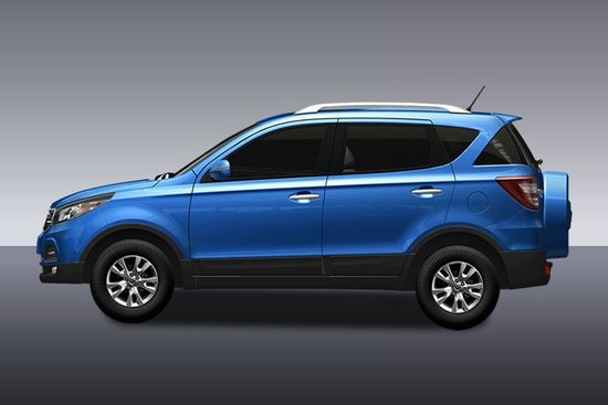[国内车讯]北汽小型SUV有望于年内发布