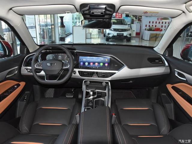吉利汽车 星越 2019款 300T  根本型