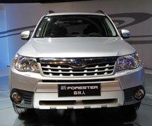 北京市场12款25万以上车型行情