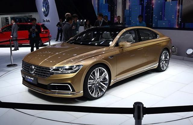 上汽大众全新中大型车将3月日内瓦车展首发