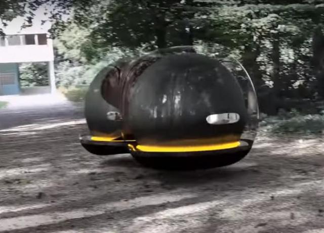 广汽集团脑洞大开 准备推出方形和球形汽车