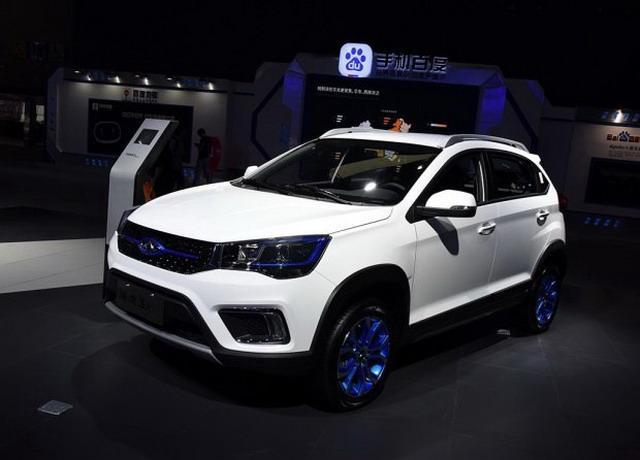 奇瑞小型纯电动SUV 瑞虎3xe将3月底上市