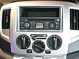 NV200 音响及空调