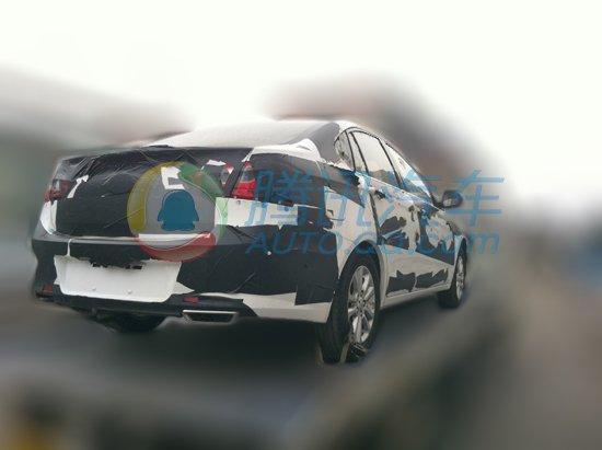 [国内谍报]东南紧凑型车V5或北京车展首发