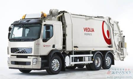 沃尔沃向欧洲市场出售重型混合动力卡车