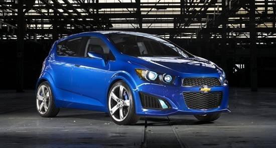 北美车展25款亮相新车一览 爱唯欧RS领衔