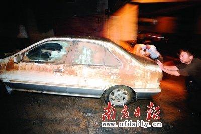 广东暴雨车险案近两万宗 保监局将通融赔付