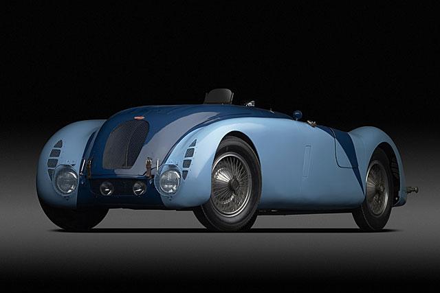 布加迪推全新概念车 预览后继车型Chiron