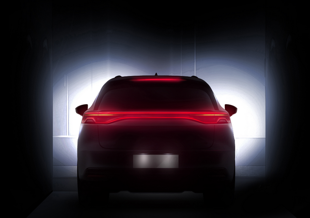 全新造型霸气十足 比亚迪公布全新SUV预告图