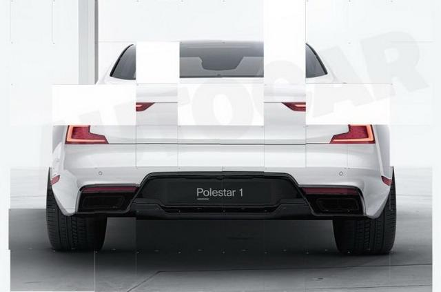 Polestar推首款高性能轿跑 于10月17日公布