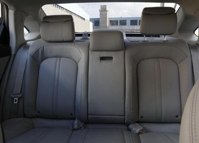 内外设计微调 众泰Z700H预售11.98万元起