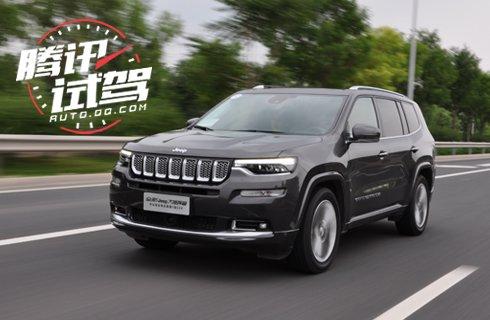 创新科技引领潮流步伐 Jeep家族最新科技品鉴