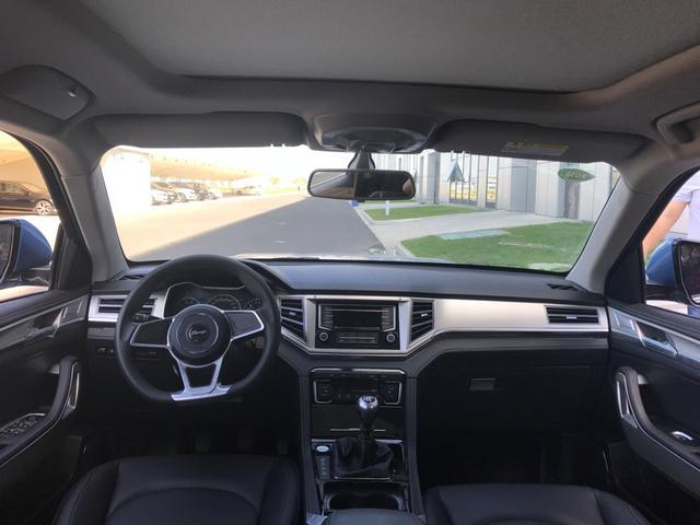 大迈X7上进版车型命名曝光 将9月20日上市